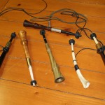 A collection of Trumpet Calls and Wingbone call